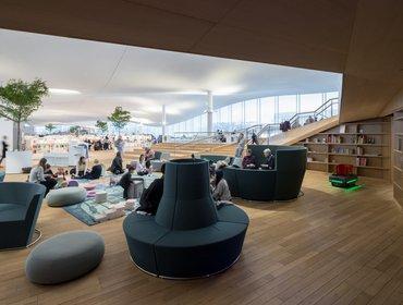 Helsinki Central Library interior_08