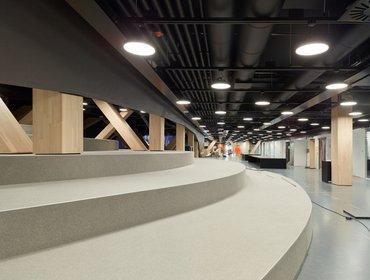 Helsinki Central Library interior_13