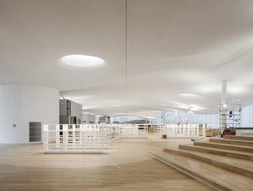 Helsinki Central Library interior_15