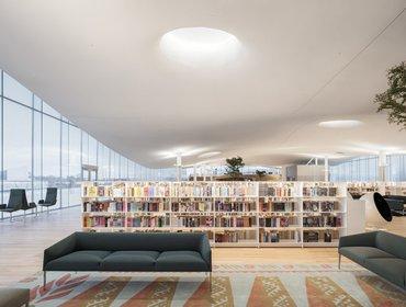 Helsinki Central Library interior_17