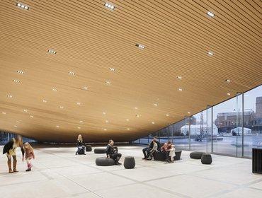 Helsinki Central Library interior_19