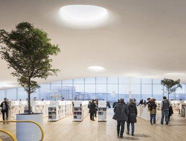Helsinki Central Library interior_20
