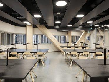 Helsinki Central Library interior_23