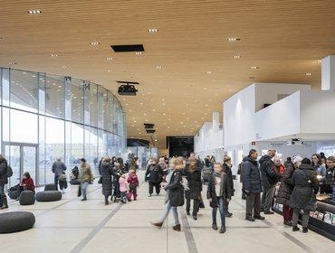 Helsinki Central Library interior_24