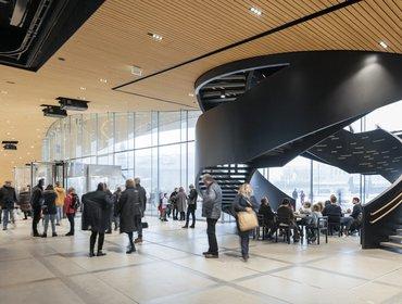 Helsinki Central Library interior_25