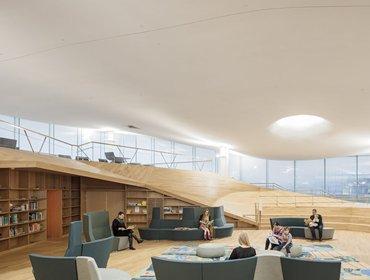 Helsinki Central Library interior_28