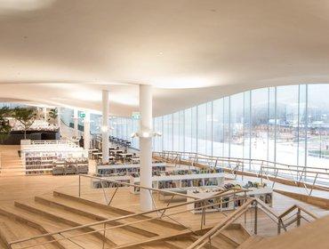 Helsinki Central Library interior_29