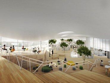 Helsinki Central Library interior_30