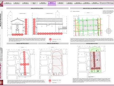 Tav.17 metrologiaeallineamenti
