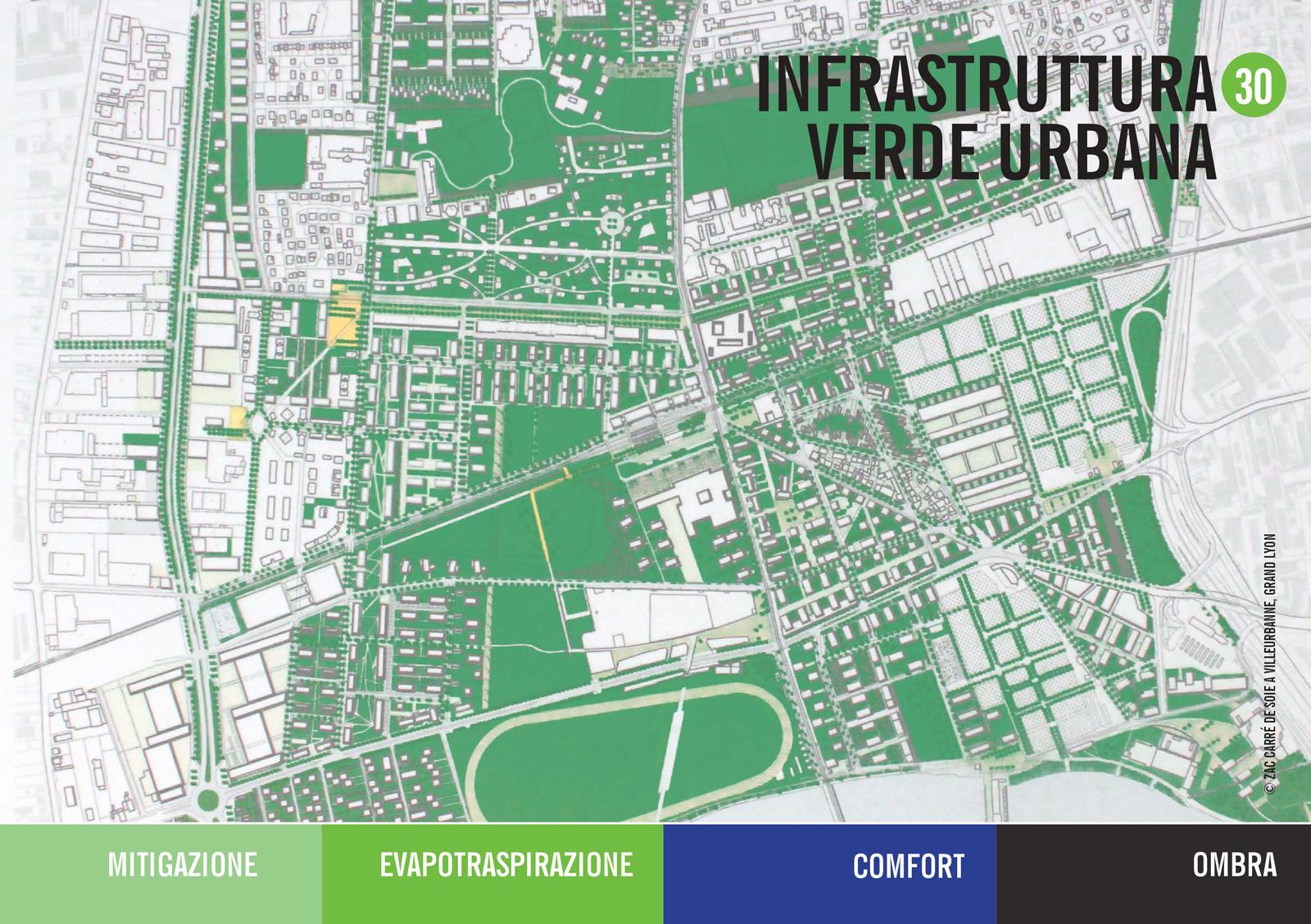 Infrastruttura Verde Urbana