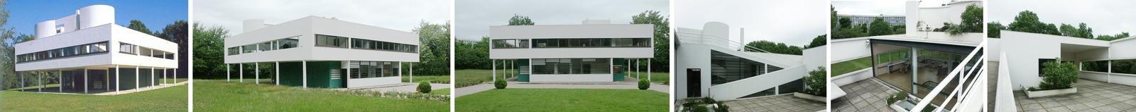 villa Savoye architecture